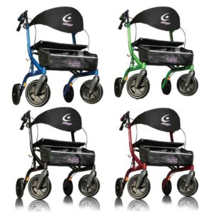 Airgo Excursion Rollators