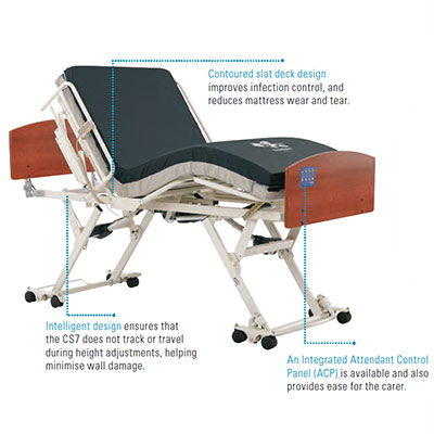 CS7 Electric Bed