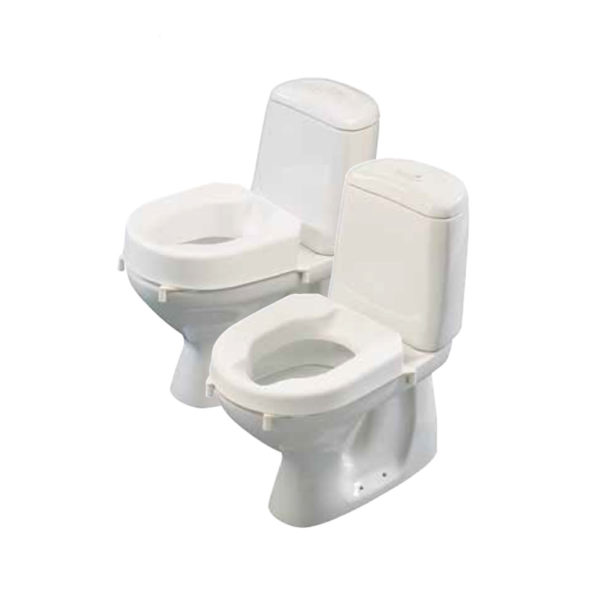 Hi Loo Toilet Seat Raiser with Brackets