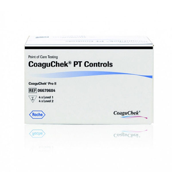 ROC66796841 CoaguChek Pro 2 PT Control Solution