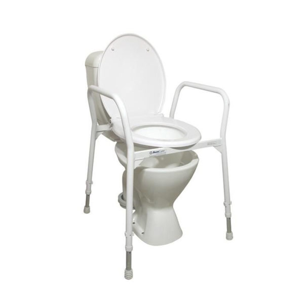 Aluminium-Over-Toilet-Frame