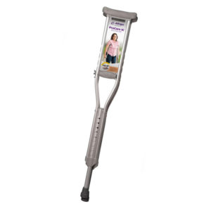 Airgo Aluminium Crutches