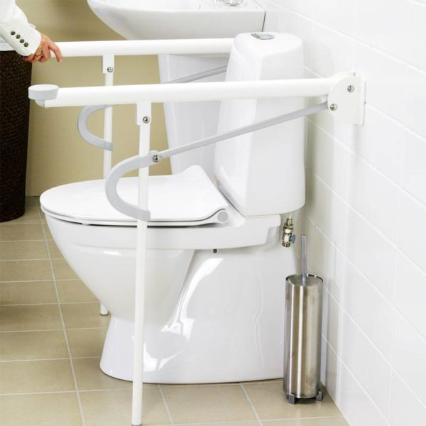 Etac Optima L Toilet Arm Support2