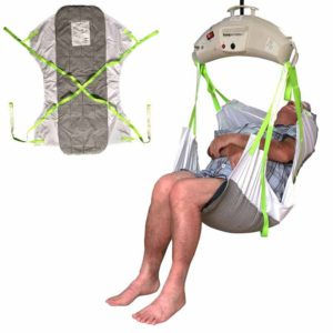 Hoist Sling hammock with chair