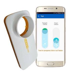 MIR Smart One Spirometer & Peak Flow Meter
