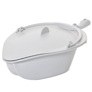 Pan incl lid with handle