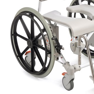 "Etac Swift Shower Chair CommodeMobil 24""-2"
