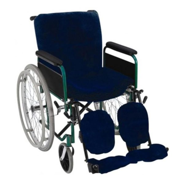 Shear Comfort Sheepskin Wheelchair Protectors
