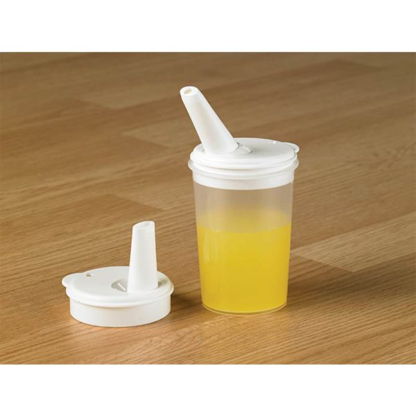 Feeding Cup with adjustable spout