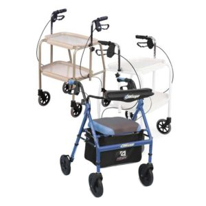 Walkers with Wheels