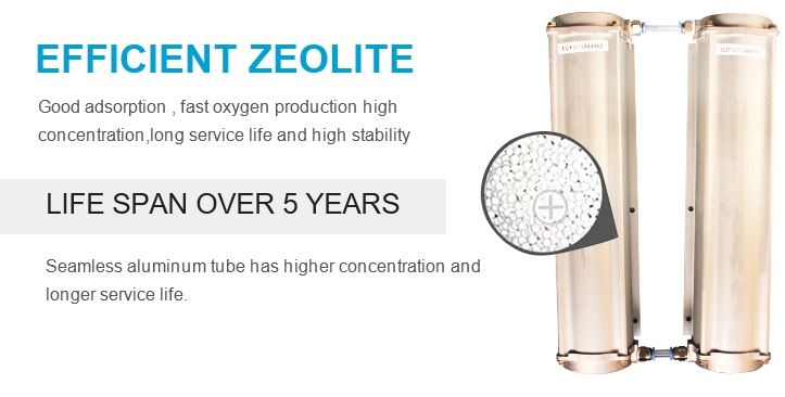 Efficient Zeolite
